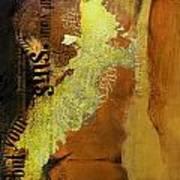 Contemporary Islamic Art 064b Art Print