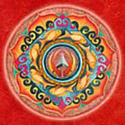 Continuing Mandala Art Print