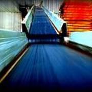 Conveyor Art Print