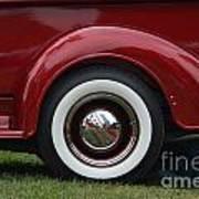 Cool Chevy Pickup  Art Print