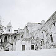 Coptic Jerusalem Art Print