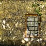 Coquina Door And Window Db Art Print