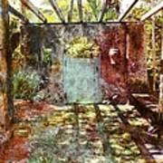 Coral Gardens 01 Art Print