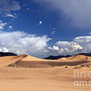 Coral Pink Sand Dunes Art Print