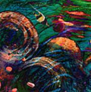 Coral Reef 2 Art Print