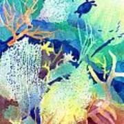 Coral Reef Dreams 2 Art Print
