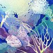 Coral Reef Dreams 4 Art Print