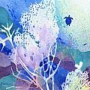 Coral Reef Dreams 5 Art Print