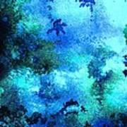 Coral Reef Impression 12 Art Print