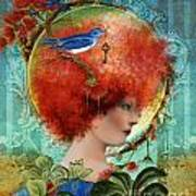 Cordelia Art Print