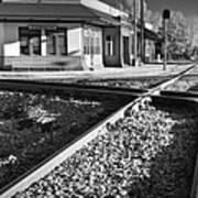 Corinth Station Art Print
