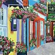 Cork Art Print