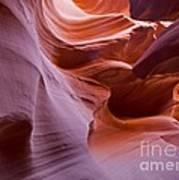 Corkscrew Canyon Art Print