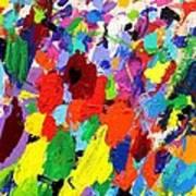 Cornucopia Of Colour I Art Print