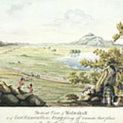 Cornwallis's Army Art Print