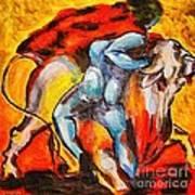 Corrida - Matador Art Print