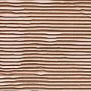 Corrugated Cardboard Art Print