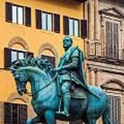 Cosimo De Medici Art Print