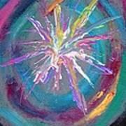 Cosmic Activity 11  Art Print