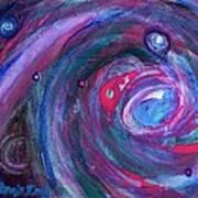 Cosmic Activity 15 Art Print