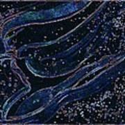 Cosmic Dancer By Jrr Art Print by First Star Art