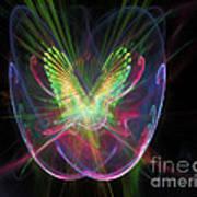 Cosmic Flight Art Print