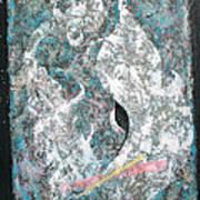 Cosmic Keyhole Art Print