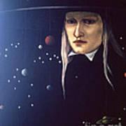 Cosmic Pilgrim Art Print