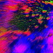 Cosmic Series 010 Art Print