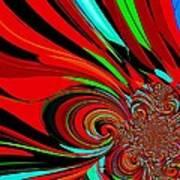 Cosmic Wimpout 1980 Art Print