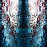 Cosmic Winter Art Print
