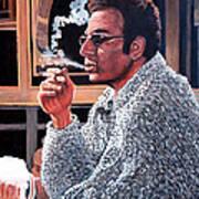 Cosmo Kramer Art Print