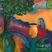 Costa Mango II Art Print
