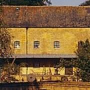 Cotswold Cottage Art Print