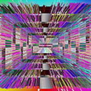 Counterbalance Print by Tim Allen