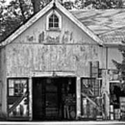 Country - Barn Country Maintenance Art Print