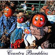 Country Bumpkins Art Print