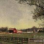 Country Collections Two Art Print