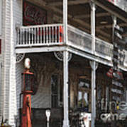 Country Store 2 Art Print