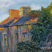 County Clare Late Afternoon Art Print