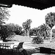 Cove Cay Country Club Art Print
