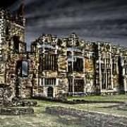 Cowdry Ruins Art Print