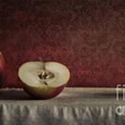 Cox Orange Apples Art Print