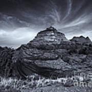 Coyote Buttes Cloud Explosion Art Print