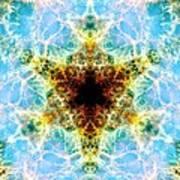 Crab Nebula Vi Art Print