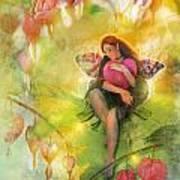 Cradle Your Heart Art Print by Aimee Stewart