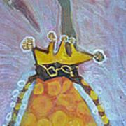 Cranberry Queen Of Portland  Art Print
