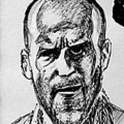 Jason Statham Art Print