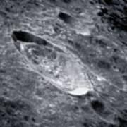 Crater Einthoven Art Print