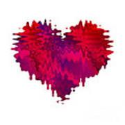 Crazy Love 1 Art Print